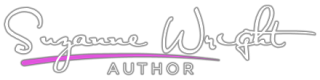 Suzanne Wright Author Retina Logo